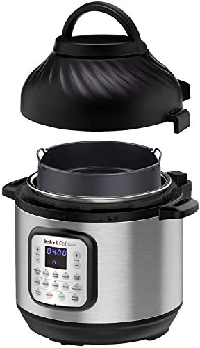 【30% OFF】 - Instant Pot Duo Crisp 11-in-1 Multi-Use Pressure Cooker and Air Fryer