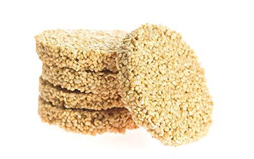 GLUTEN FREE 100% Amaranth Grain SuperFood Bars 10 BARS