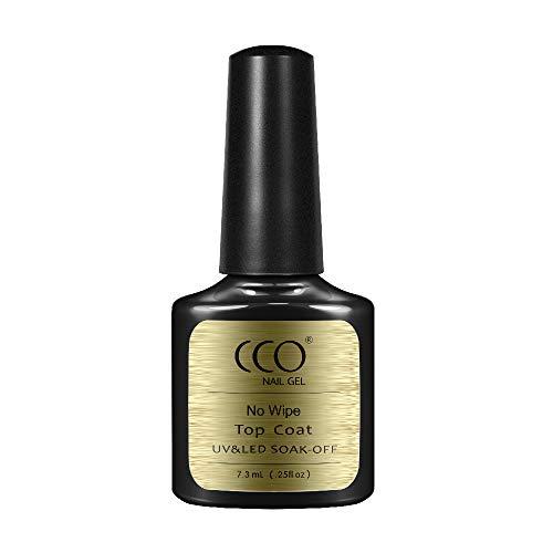 CCO UV LED Soak Off Nagelgel Überlack