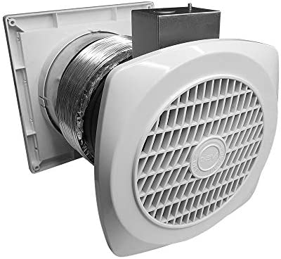 BV Ventilation Exhaust Fan for Home Through The Wall Utility Fan 70 CFM 4 0 Sones 6 inch product image