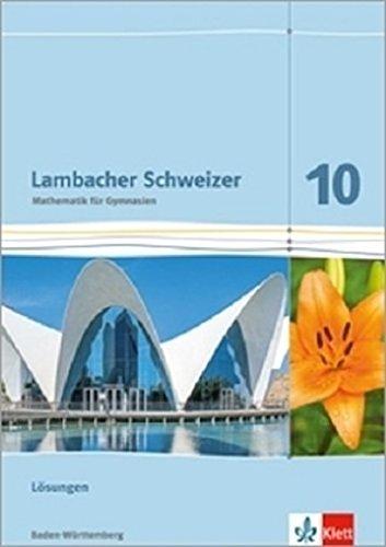 lambacher schweizer 5 mathematik fuer gymnasien loesungen online