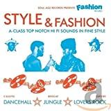 Soul Jazz Records Presents Fashion Recor...