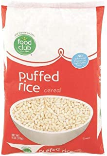 quaker puffed rice cereal