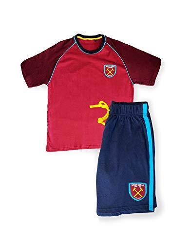 Undercover Mens West Ham Short Pyjamas 89933 XL