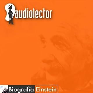 Albert Einstein audiobook cover art