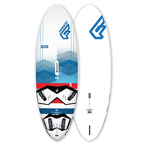 Fanatic Tabla de Windsurf Gecko hrs 2018, 133 litri
