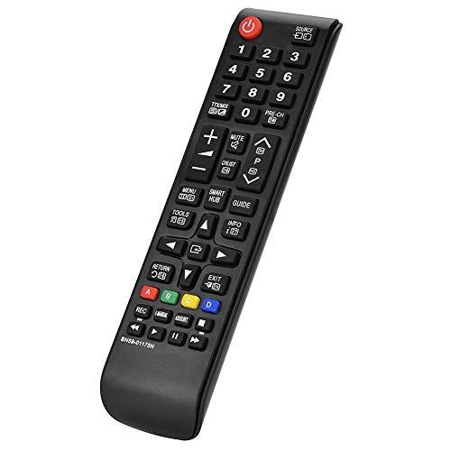 Control Remoto Universal de Smart TV, reemplazo del Controlador BN59-01175N para Sam-Sung, Control Remoto Universal para LED LCD TV, Control Remoto para Smart TV
