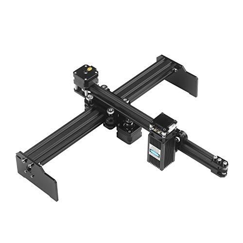 Kshzmoto 20 W macchina per incisione ad alta velocità mini desktop stampante per incisore portatile per la casa arte artigianale taglierina per incisione fai da te per legno plastica
