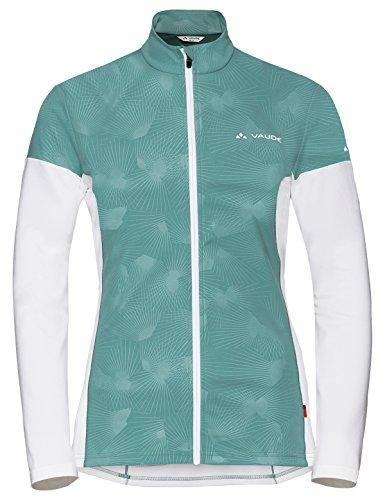 VAUDE Damen Jacke Women's All Jahr Moab Shirt, white, 40, 412400010400