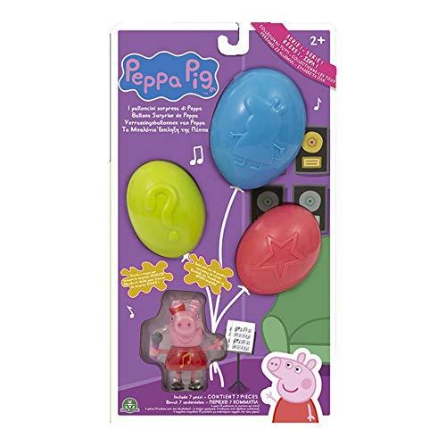 Giochi Preziosi - Peppa Pig Balloon Music Personaje con Accesorios, PPC87100