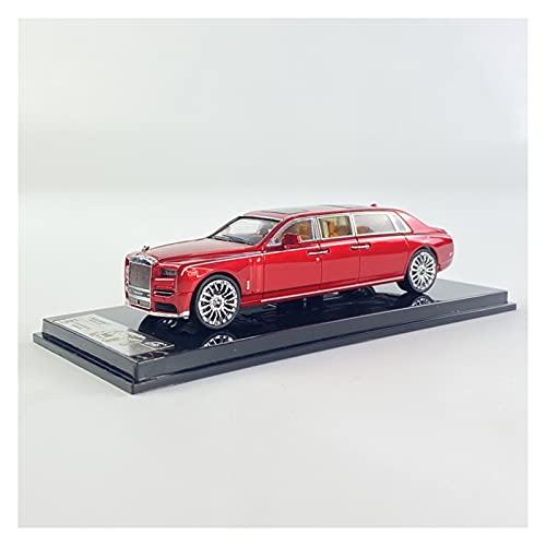 Boutique para SMALLCARART 1:64 Rolls-Royce EWB Phantom Extended Edition VIII Diecast Model Car