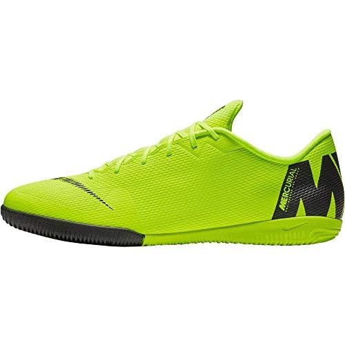 Nike Men's Footbal Shoes, Grey (Wolf Grey/Lt Crimson-Pure Plat 060), 9.5 UK