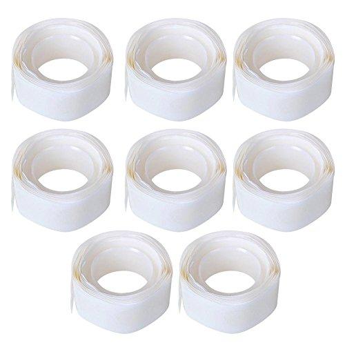 Kicode Dots Aufkleber 5 Rolle Kleber Doppelseitige Klebeband Ballon Hochzeit Dekoration Party Supply Decor 500 STÜCKE