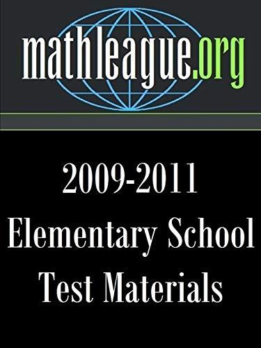 Elementary School Test Materials 2009-2011の詳細を見る