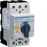 Hager Sistemas MM509N Guardamotor 3P, Campo de Regulación de 4 a 6.3A