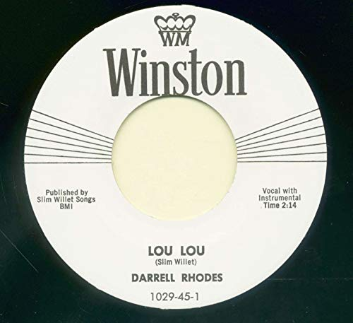 Lou Lou - I Thought About You (7inch, 45rpm)