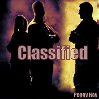Classified audiobook cover art