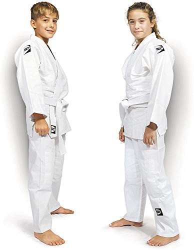 Green Hill Suit Junior Judoanzug Bild