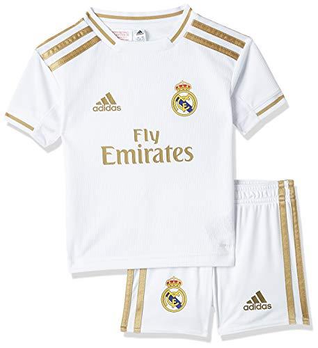 adidas 2019-2020 Real Madrid Home Mini Kit