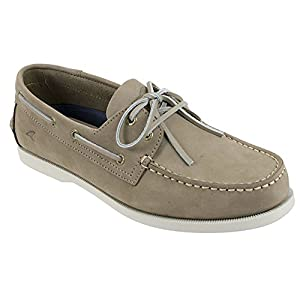 Men's Boat Shoe, Classic Look, Premium Genuine Leather