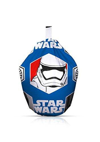 Pouf Poire Star Wars « Le réveil de la Force » pour Enfants, Coton, Multicolore