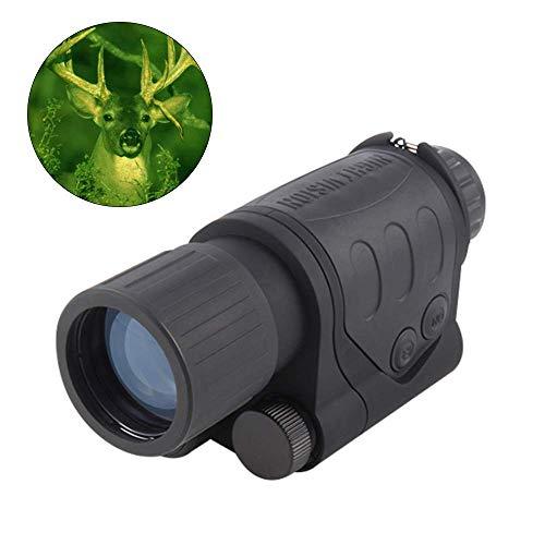 Infrarot Nachtsichtgerät High Power HD Nachtsichtgeräte 3 Fache Vergrößerung Beobachtung Entfernung Bis Zu 200M Für Dark Night Hunting Patrol