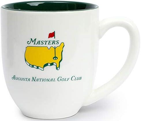 Authentic Masters 2019 White Ceramic Coffee Mug product image