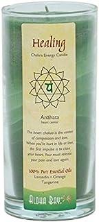Aloha Bay, Chakra Energy Candle, Healing, Lavandin • Orange • Tangerine, 11 oz
