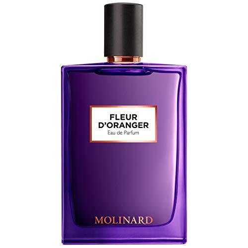 Molinard fleur d oranger eau de parfum 75 ml violet EU 75 FLEUR D ORANGER