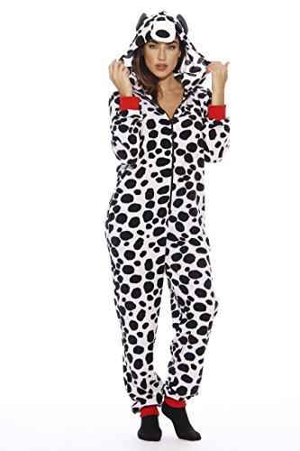#followme 6422-XS Adult Onesie Pajamas