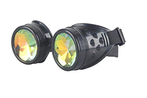 Kaleidoscope-Rave-Rainbow-Crystal-Lenses-Vintage-Goggles-Glasses