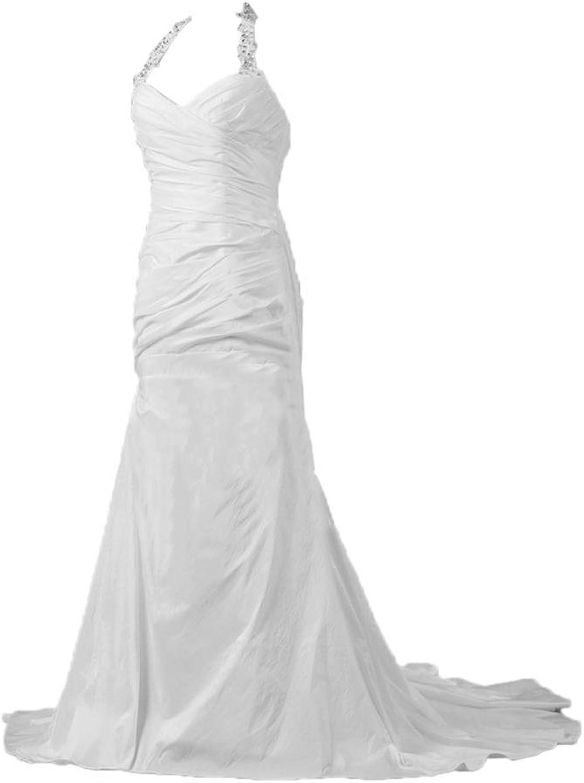 Angel Bride Simple Taffeta Evening Wedding Celebrity Party Prom Dresses