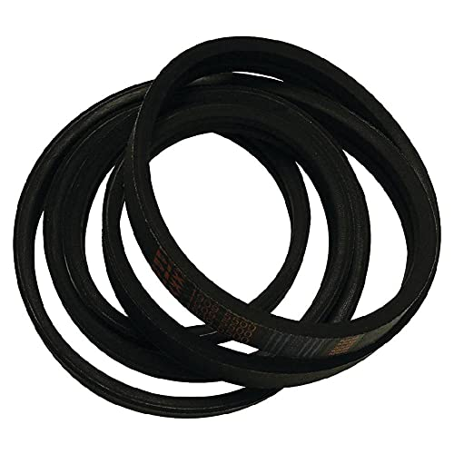 New  K5645-34710 Deck Belt Compatible with/replacement for Kubota Zero Turn Mower Models ZD18 ZD21 + - Complete Tractor 1909-5500