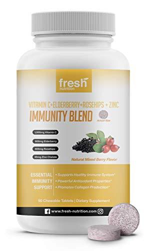 Tasty Chewable Blend of Vitamin ...