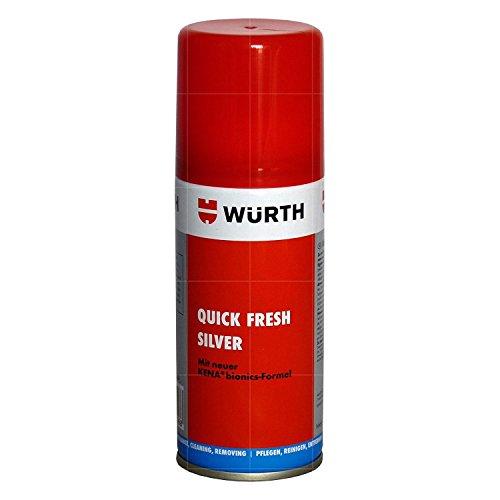 Würth Geruchsentferner 100ml Quick Fresh Silver