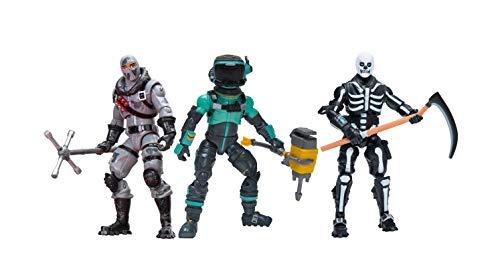 Toy Partner Figura FORTNITE Skull Trooper 10 CM. Serie 2 Incluye 1 Accesorio, EN Blister, Multicolor (FNT0073) 5