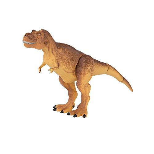 TOMY ANIA | T-Rex (orange) - Spielfigur | Bewegliche Glieder | Hochwertiges Spielzeug für Kinder ab 3 Jahre | Tiere Spielzeug | Lernspielzeug - ideal als Geschenk