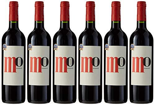 Mo Salinas Vino Tinto - Paquete de 6 x 750 ml - Total: 4500ml