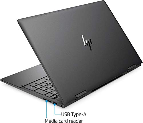 Comparison of HP Envy x360 2-in-1 (15M-EE0023DX) vs Toshiba P35W-B3226 Click 2 Pro (PSDP2U-00X010)
