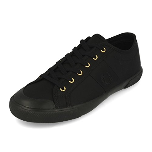 Fred Perry Ellerton Nylon Black 39