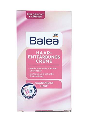 Balea Haar Entfärbungscreme 2x 50 ml (= 100ml)