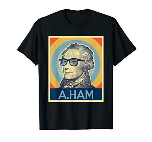 Hamilton Vintage Tees T-Shirt