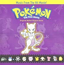 PokANA|mon the First Movie Ost By Pokemon (Related Recordings) (2000-07-03)