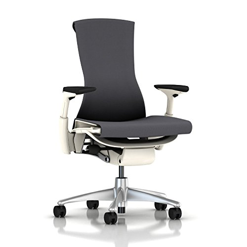 Herman Miller Embody Chair, Charcoal Rhythm