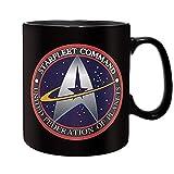 Kingam - Tazza con scritta 'Star Trek Starfleet Command