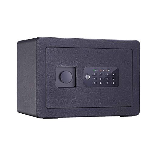 XiYou Caja Fuerte de Seguridad, para Caja Fuerte con Llave Digital casera Caja Fuerte de 35 * 25 * 25 cm