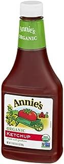 Annie's Homegrown Organic Ketchup, 24 oz