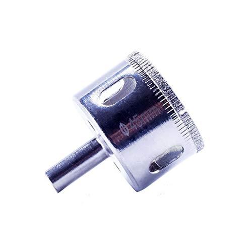 MDD 2ST Glasdiamantbohrer-Satz, 4-30mm Diamant-Werkzeuge Lochsäge Verwendung for Glasmarmorfliese Oder Granit (Size : 4mm)