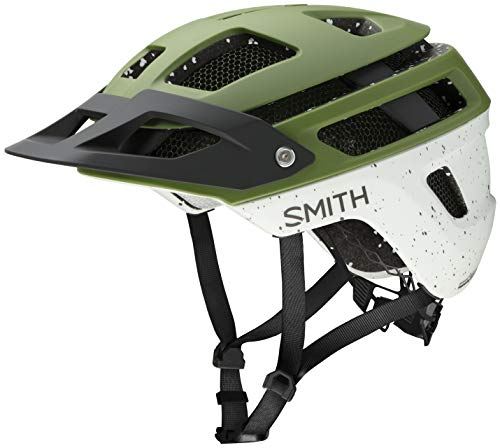 Smith FOREFRONT 2MIPS Fahrradhelm Erwachsene Unisex Matt Moss Vapor, S