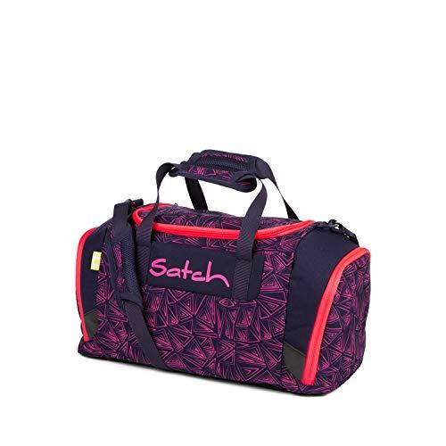 Satch Sporttasche Pink Bermuda, 25l, Schuhfach, gepolsterte Schultergurte, Pink